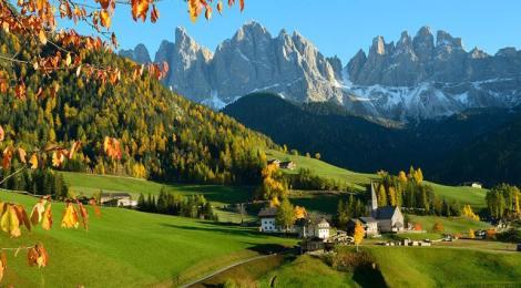 """ROSEA & WORLD NOW ' TRENTINO ALTO ADIGE- (ITALY) ""– ROSALBA SADDLE"