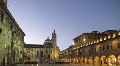 """""""ROSEA & WORLD NOW ' Marche  (ITALY) """"– ROSALBA SADDLE"""