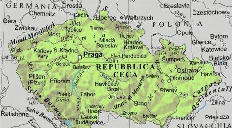"""""""ROSEA & World AGORA'  REPUBBLICA CECA"""" - ROSALBA SELLA"""
