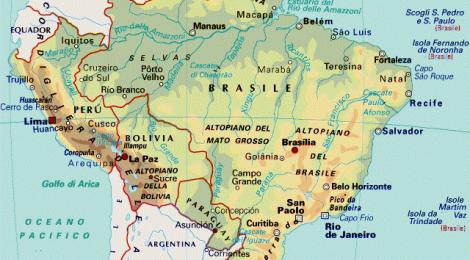 "DIPARTIMENTO ROSEA  ""ROSEA & World AGORA' Brasile "" ROSALBA SELLA"