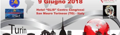 """ROSEA = """"1° EVENTO ROSEA"""" IL 9 GIUGNO, """"SICUREZZA A LIVELLO GLOBALE"""" - CENTRO CONGRESSI  HOTEL GLIS - """"SICUREZZA A LIVELLO GLOBALE"""" - SAN MAURO (TO) ITALIA =  ROSALBA SELLA"""