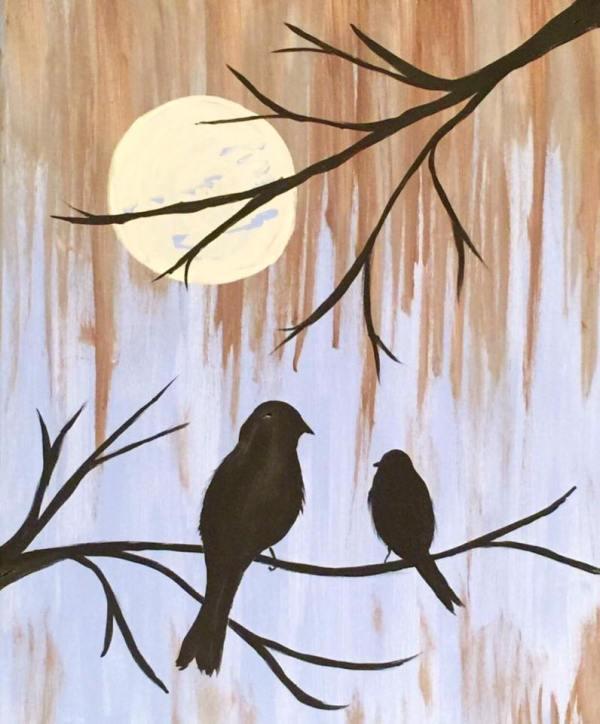 Bird Silhouette by Art-C