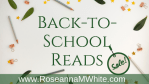 Back to School Reads & SALE!