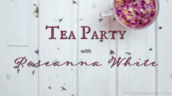 The Number of Love Tea Party!