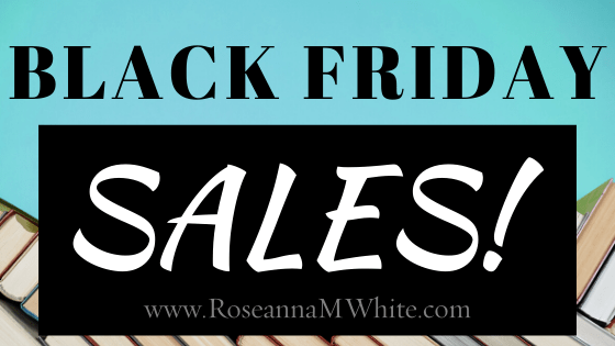 Black Friday & Cyber Monday Should Mean BOOKS!