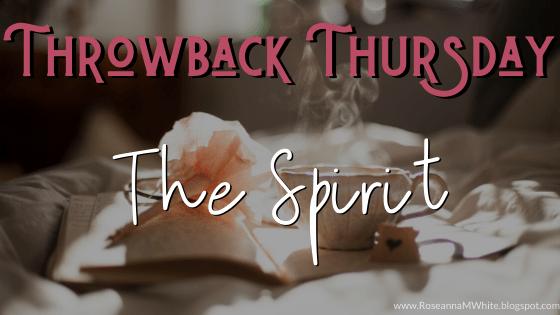 Throwback Thursday…The Spirit