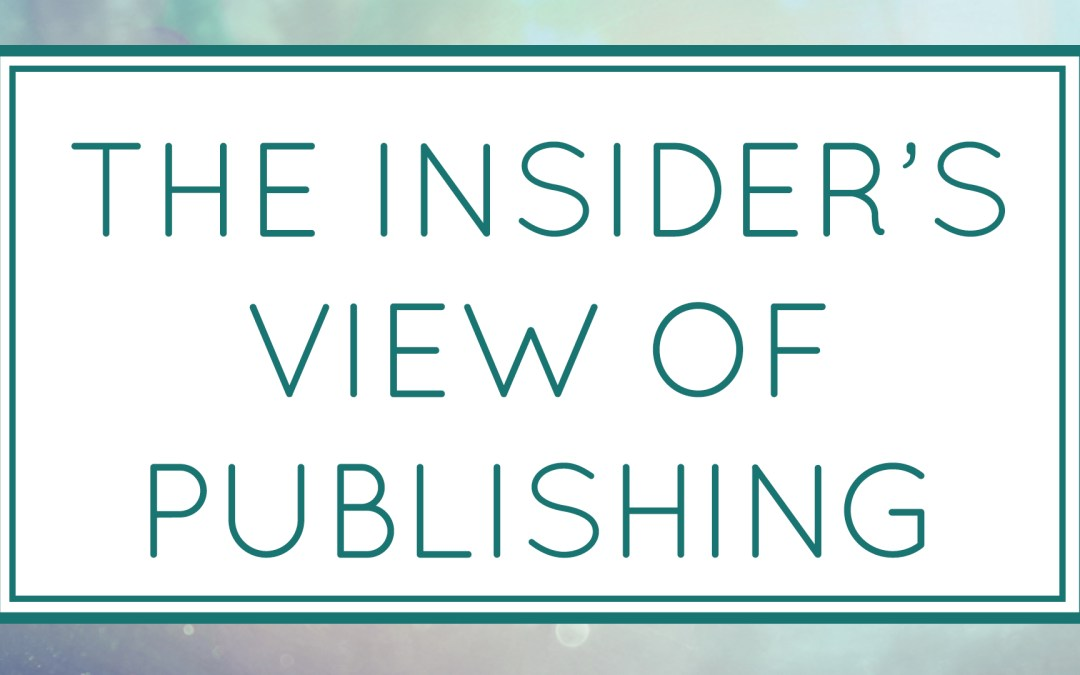 The Insider's View of Publishing   (Workshop)