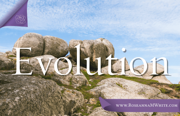 Word of the Week – Evolution