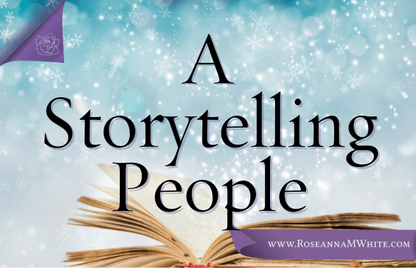 A Storytelling People