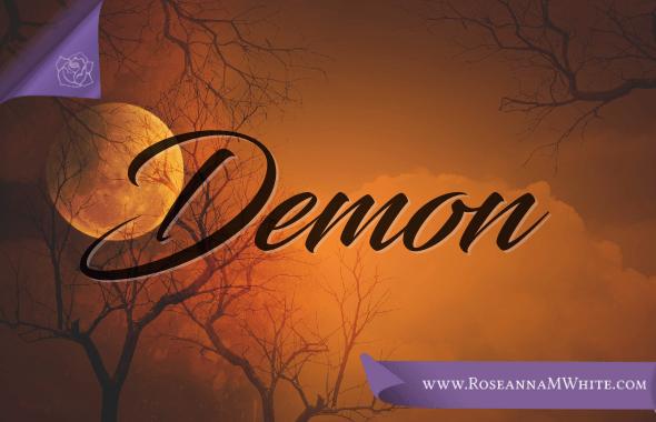 Word of the Week – Demon