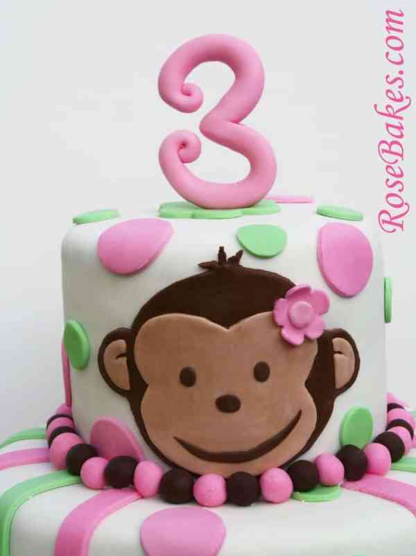 Pink Mod Monkey Keep Shopping Online
