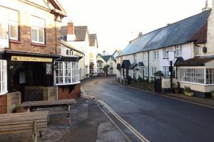 Porlock High Street