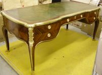 Fully restored table.