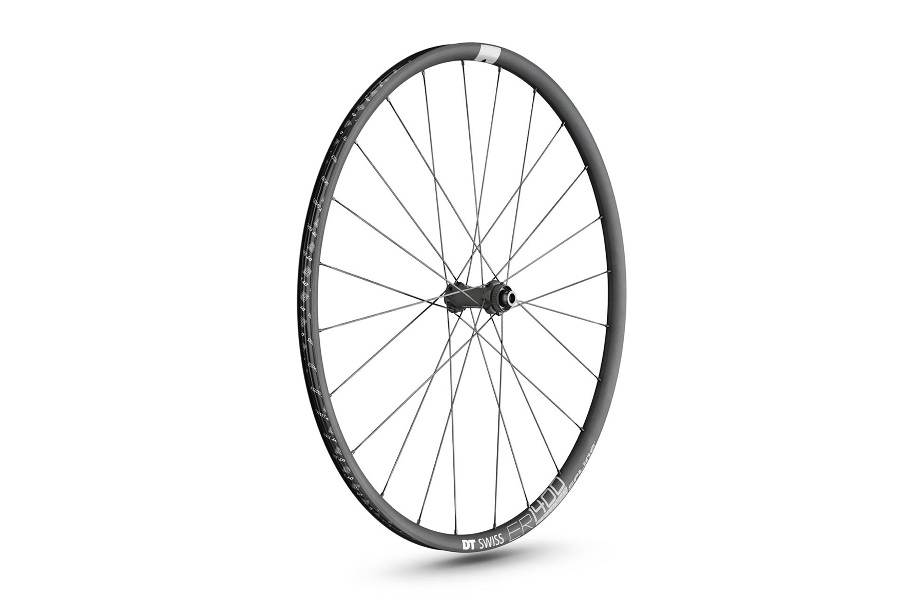 Buy DT Swiss ER 1400 Spline 21 db road front wheel 28