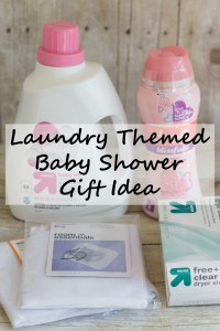 Laundry Themed Baby Shower Gift Idea   http://www.roseclearfield.com