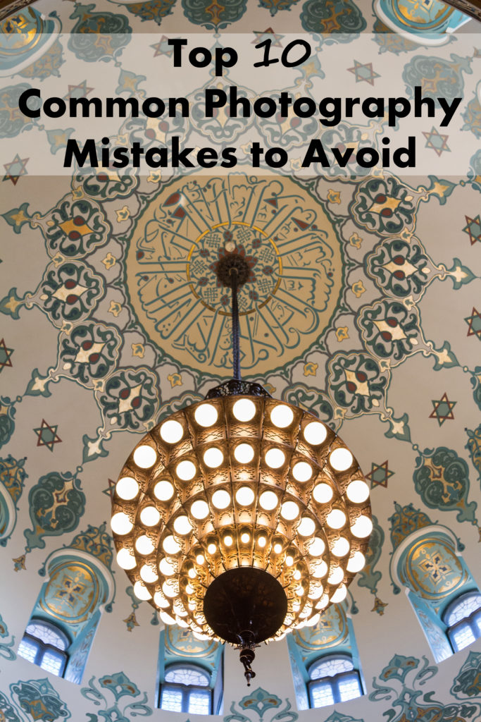 Top 10 Common Photography Mistakes to Avoid | https://www.roseclearfield.com