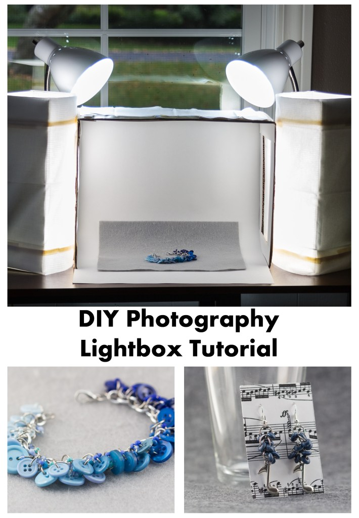 DIY Photography Lightbox Tutorial | http://www.roseclearfield.com