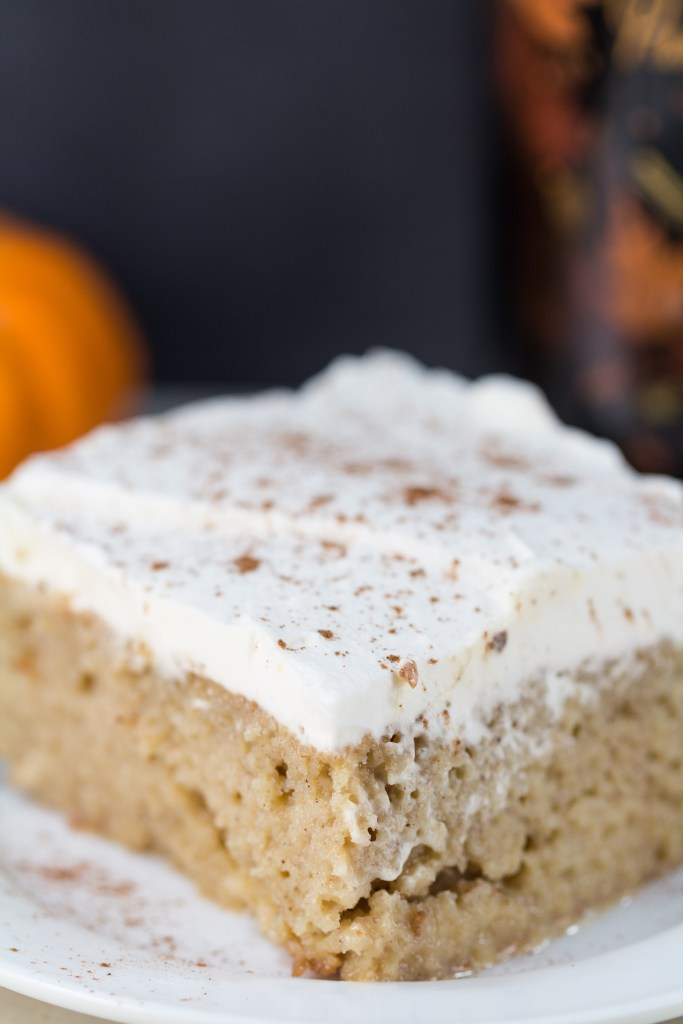 Bailey S Pumpkin Spice Tres Leches Cake Rose Clearfield