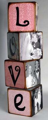 Valentine's Day LOVE Letter Blocks via Stories by Me! | http://www.roseclearfield.com