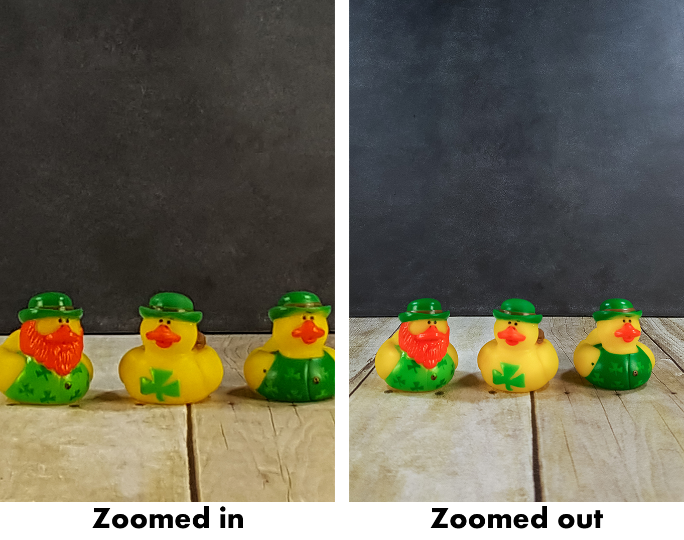 How to Take Better Photos for Your Blog With Your Phone - Zoomed in vs. zoomed out. | http://www.roseclearfield.com
