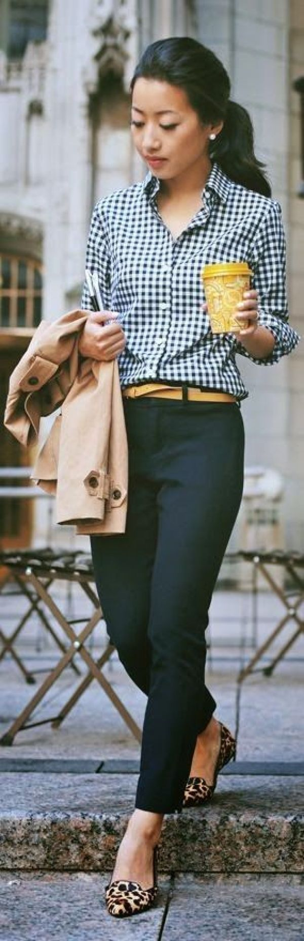 Casual Spring Fashion Inspiration 1 | http://www.roseclearfield.com