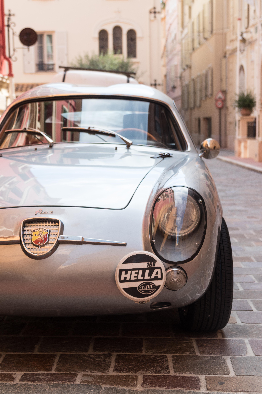 Fiat in Monaco | https://www.roseclearfield.com
