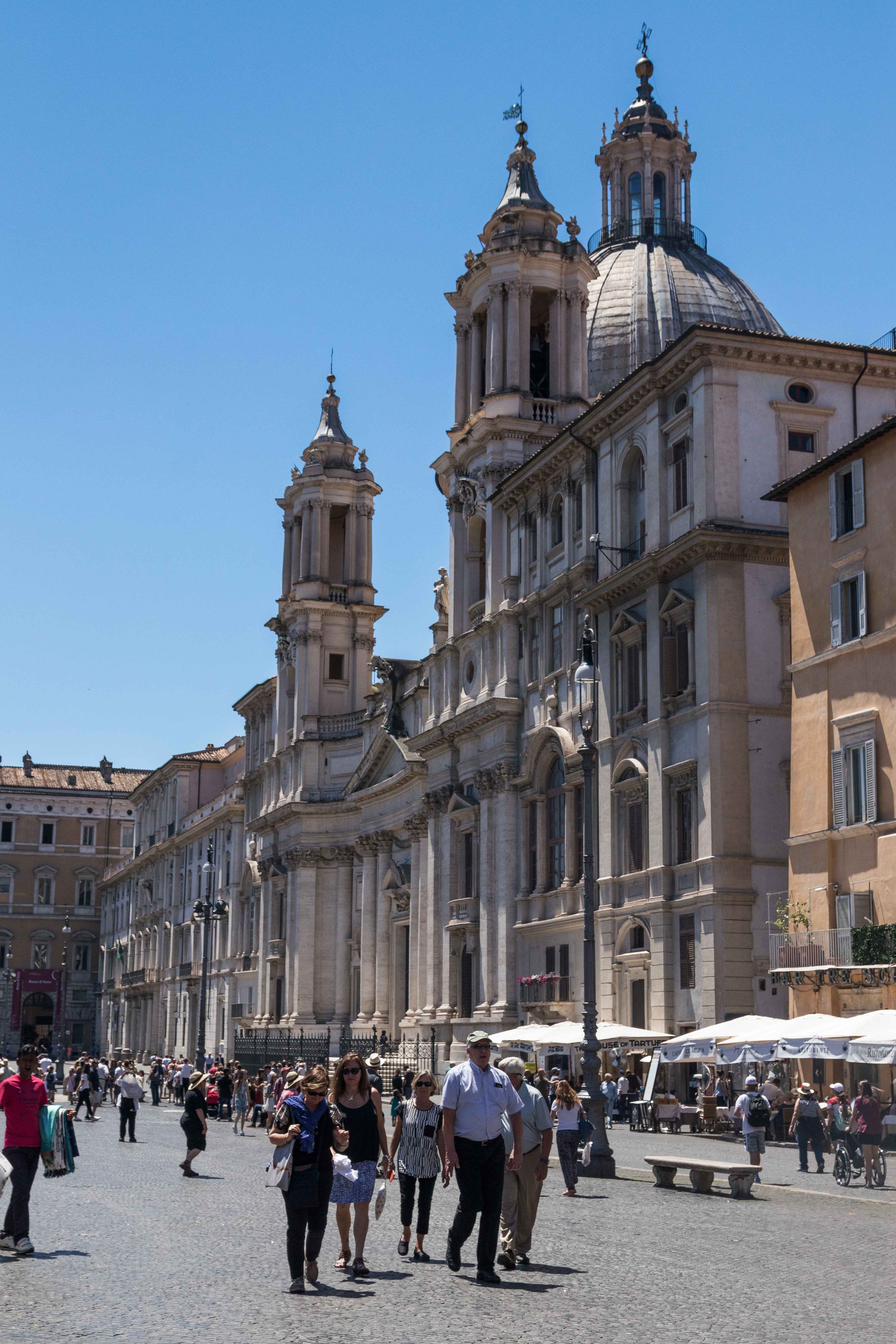 Mediterranean Cruise: First Wanderings in Rome | http://www.roseclearfield.com