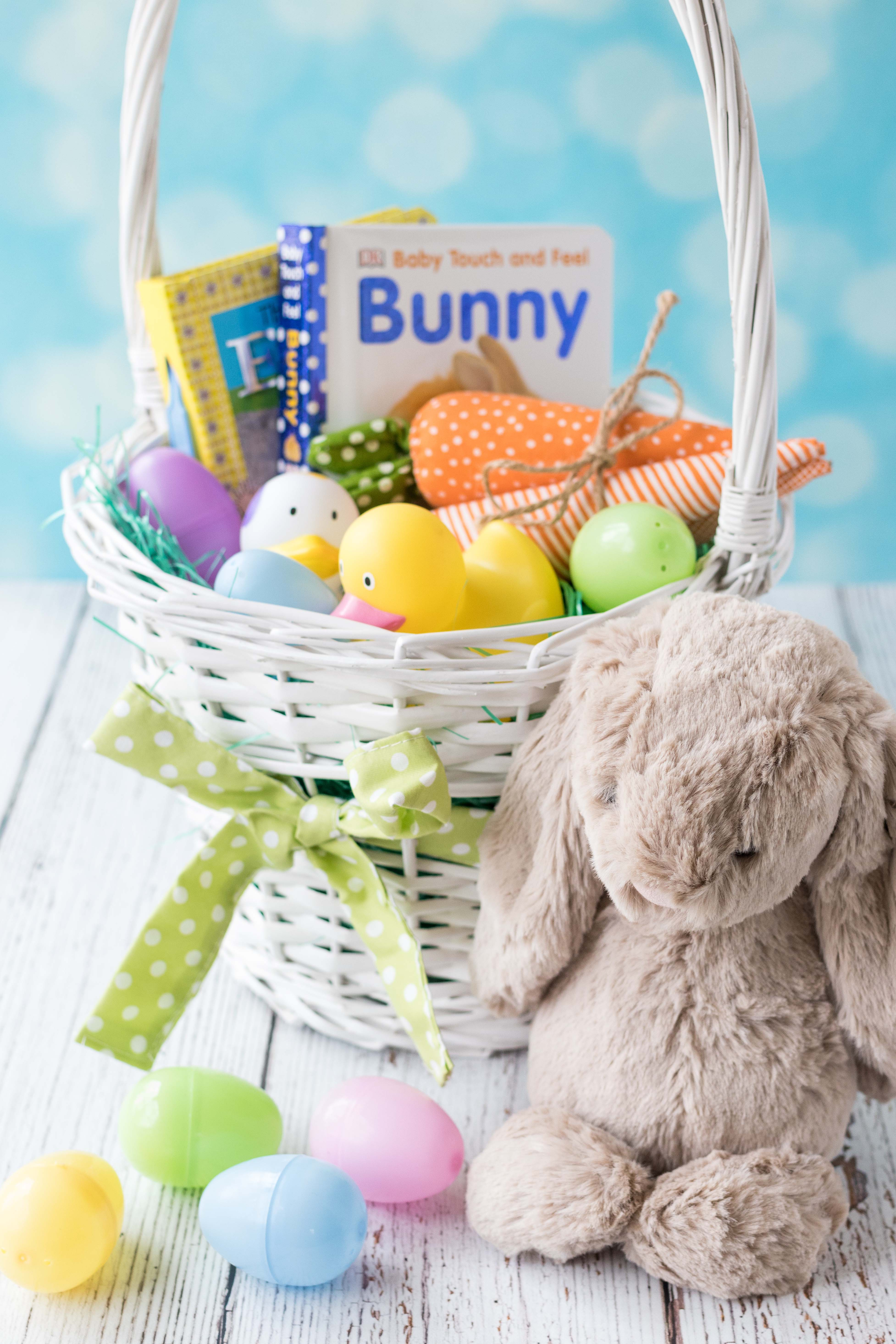 Baby's First Easter Basket   http://www.roseclearfield.com