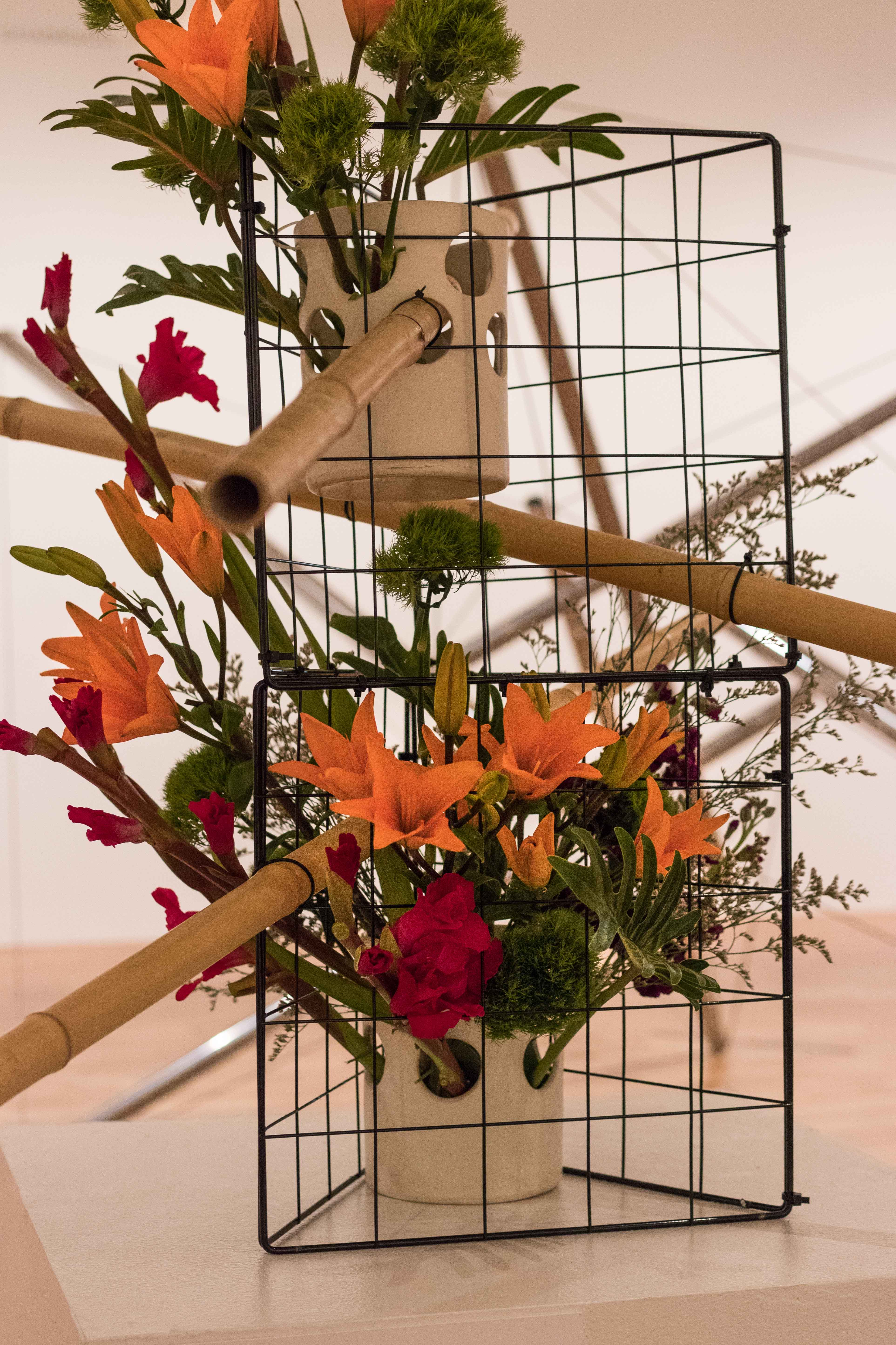 Art in Bloom 2018 at the Milwaukee Art Museum | http://www.roseclearfield.com
