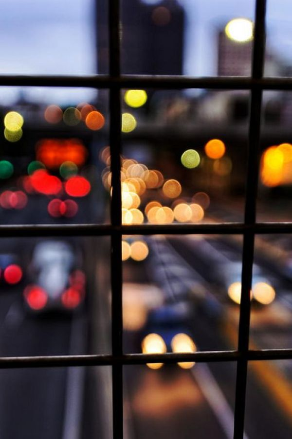 For the Love of Bokeh - Rush Hour by Lin Zee | http://www.roseclearfield.com
