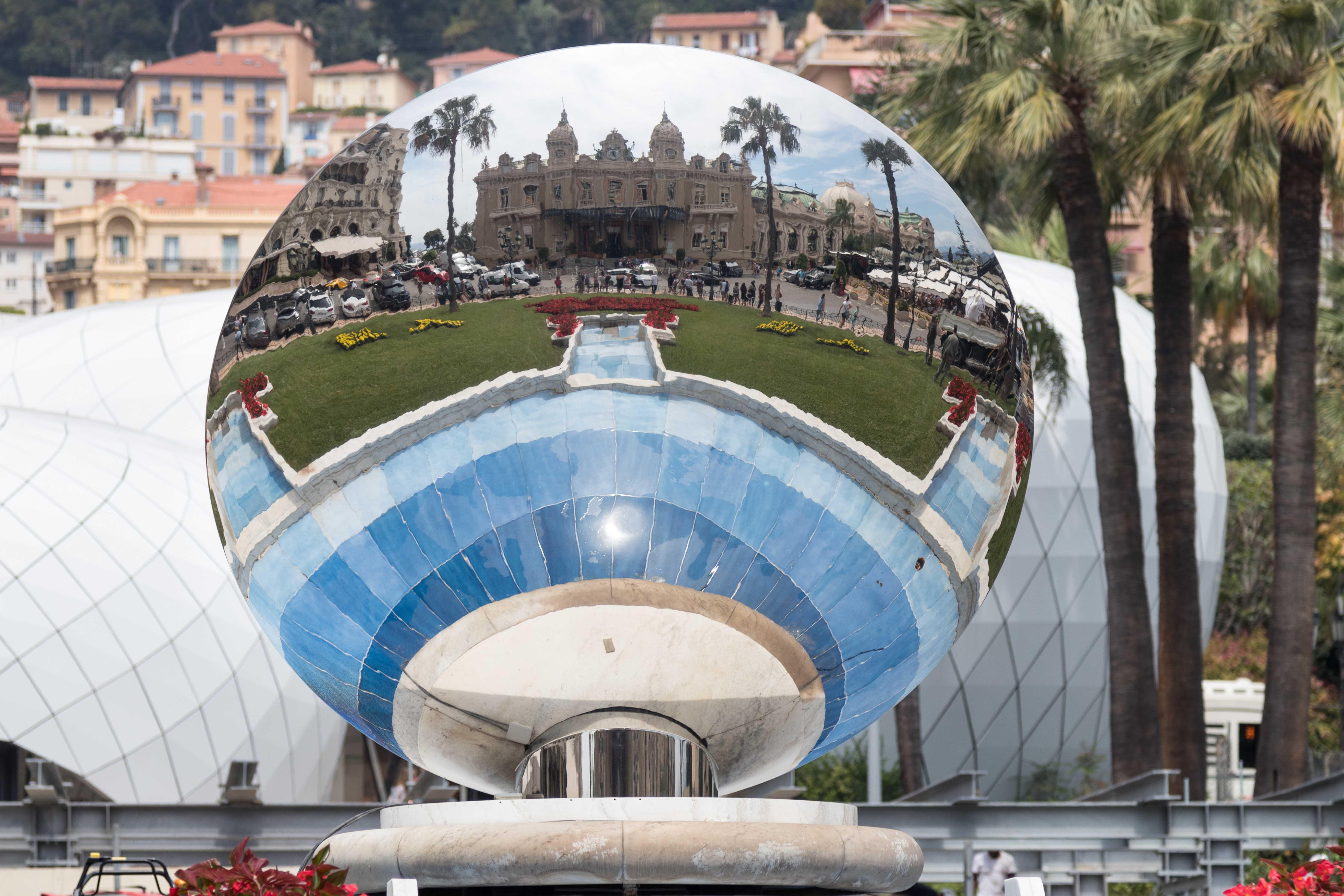 Mediterranean Cruise: Monte Carlo Casino   http://www.roseclearfield.com