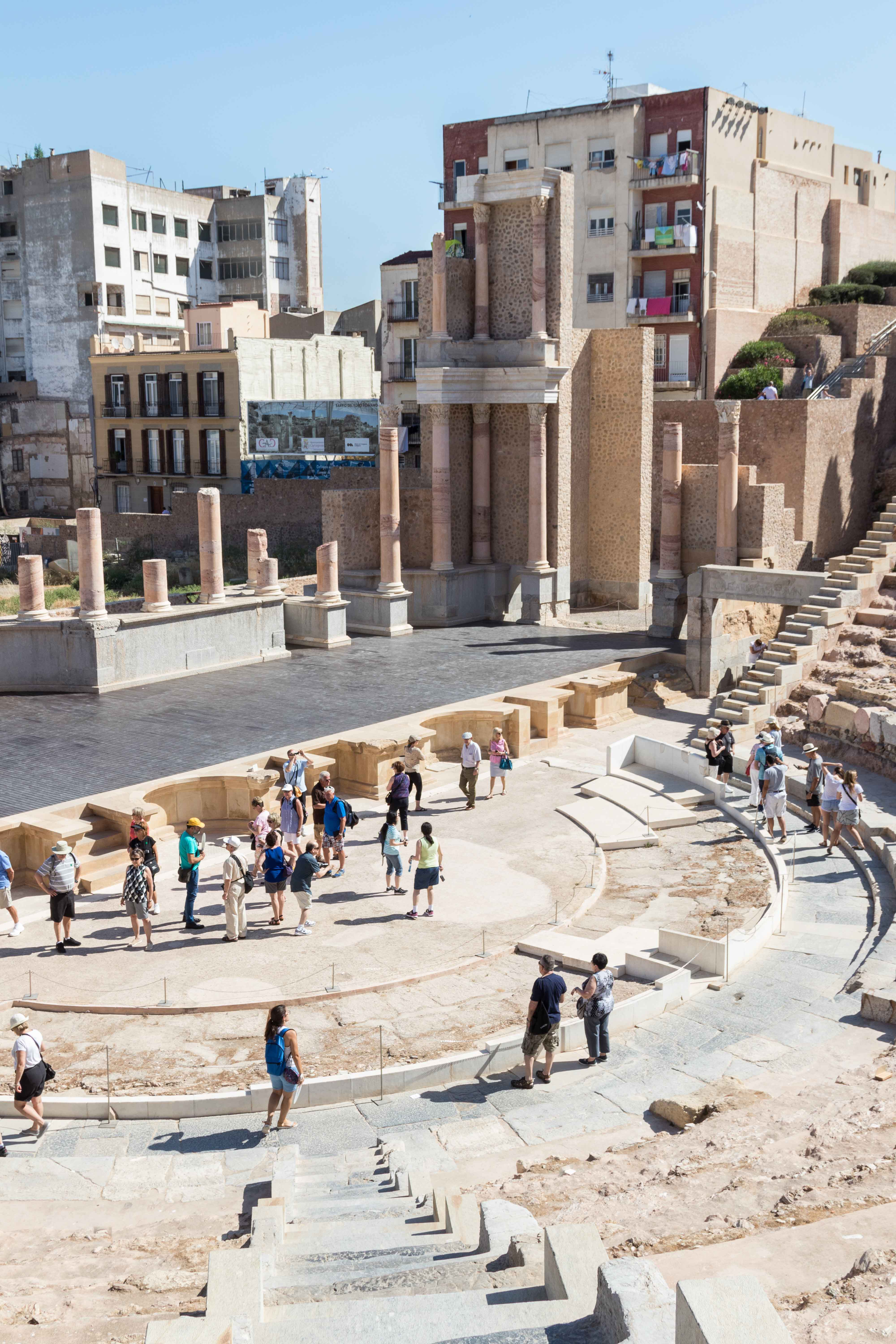 Mediterranean Cruise: Cartagena, Spain | http://www.roseclearfield.com