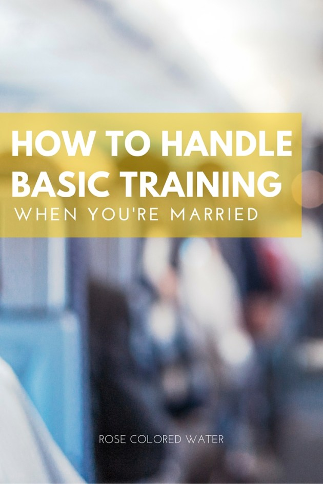 How to Handle Basic Training When Youre Married