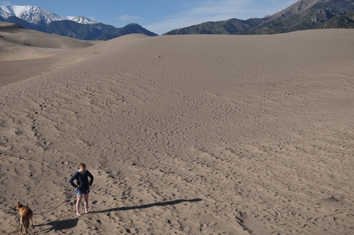Great Sand Dunes National Park and Preserve | Rose Colored Water