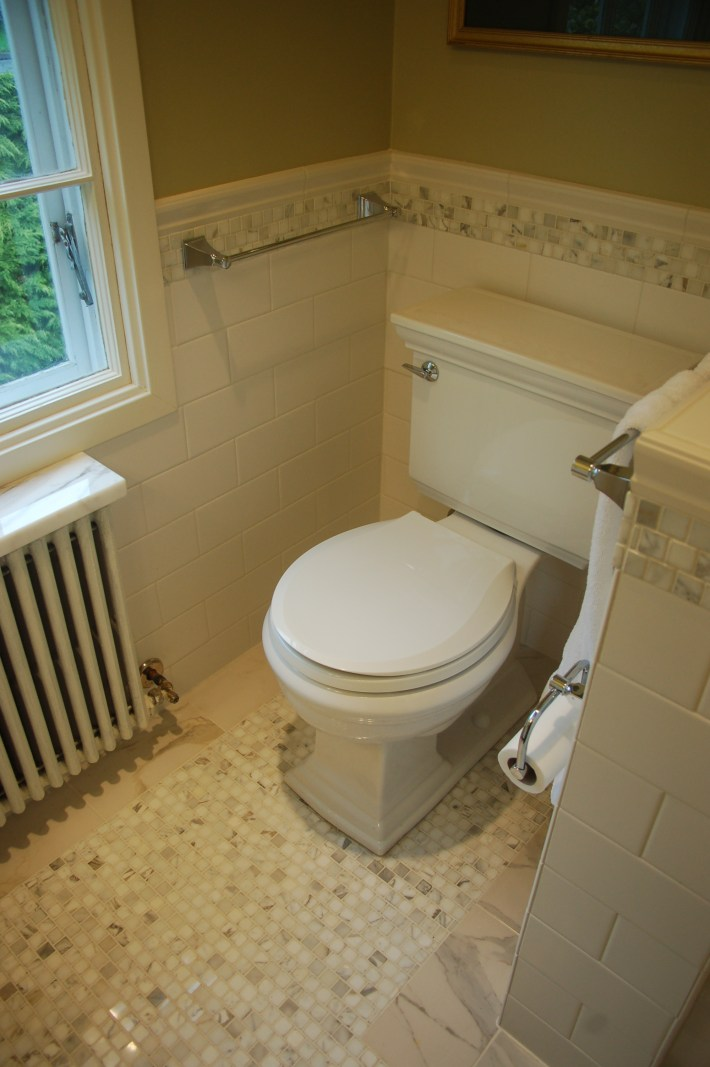From outhouses to palatial bathrooms where does your bath fit on the sliding scale of comfort