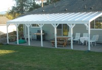 Patio Roofing Material | Outdoor Goods