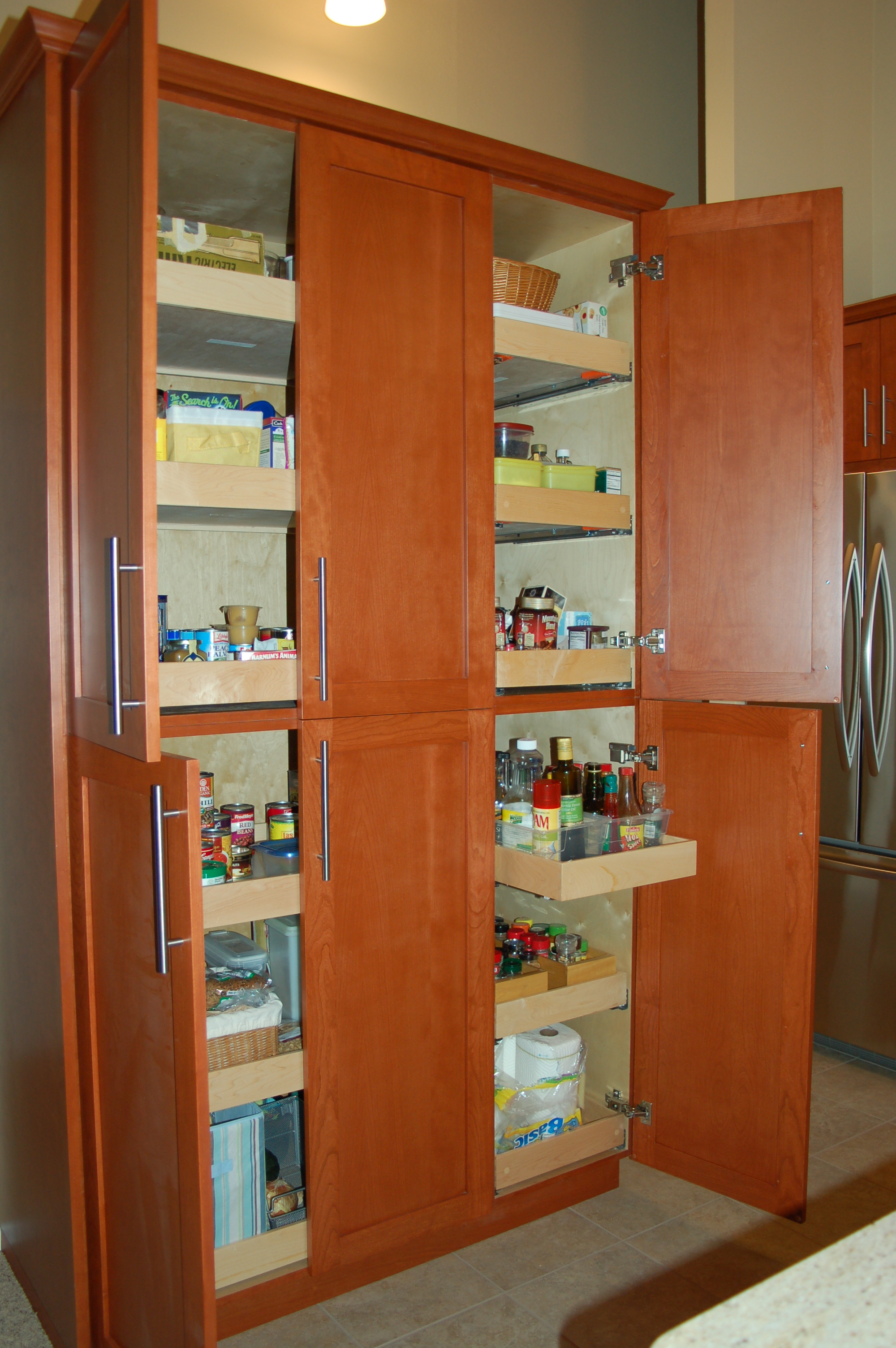 kitchen cabinet shelving exhaust fans for kitchens storage solutions rose construction inc
