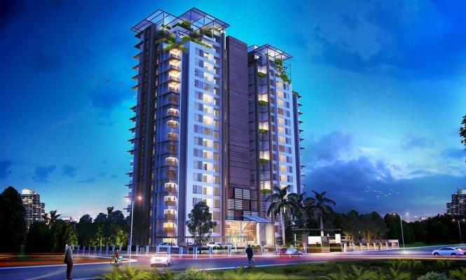 Falnir Terraces Mangalore Rosedale