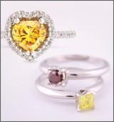 Heart in Diamonds