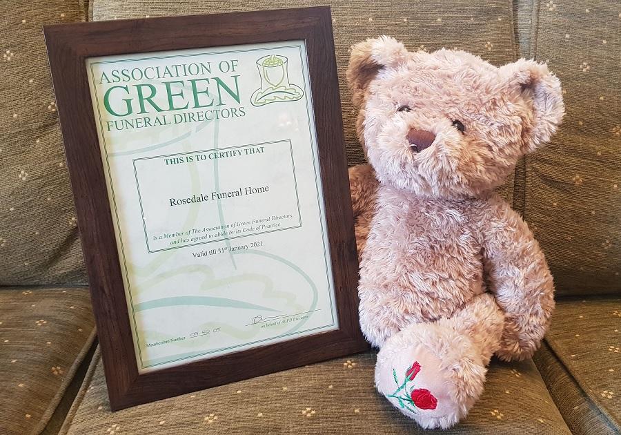 Association of Green Funeral Directors