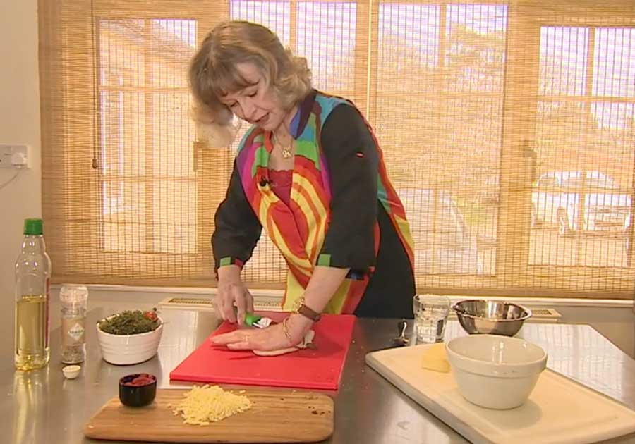 Cooking for One Liza Goddard