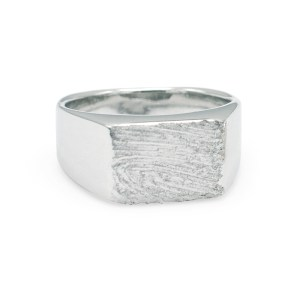 Legacy Expressions-Silver Mens Ring
