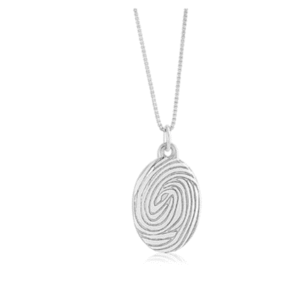 Legacy Expressions Silver Large oval