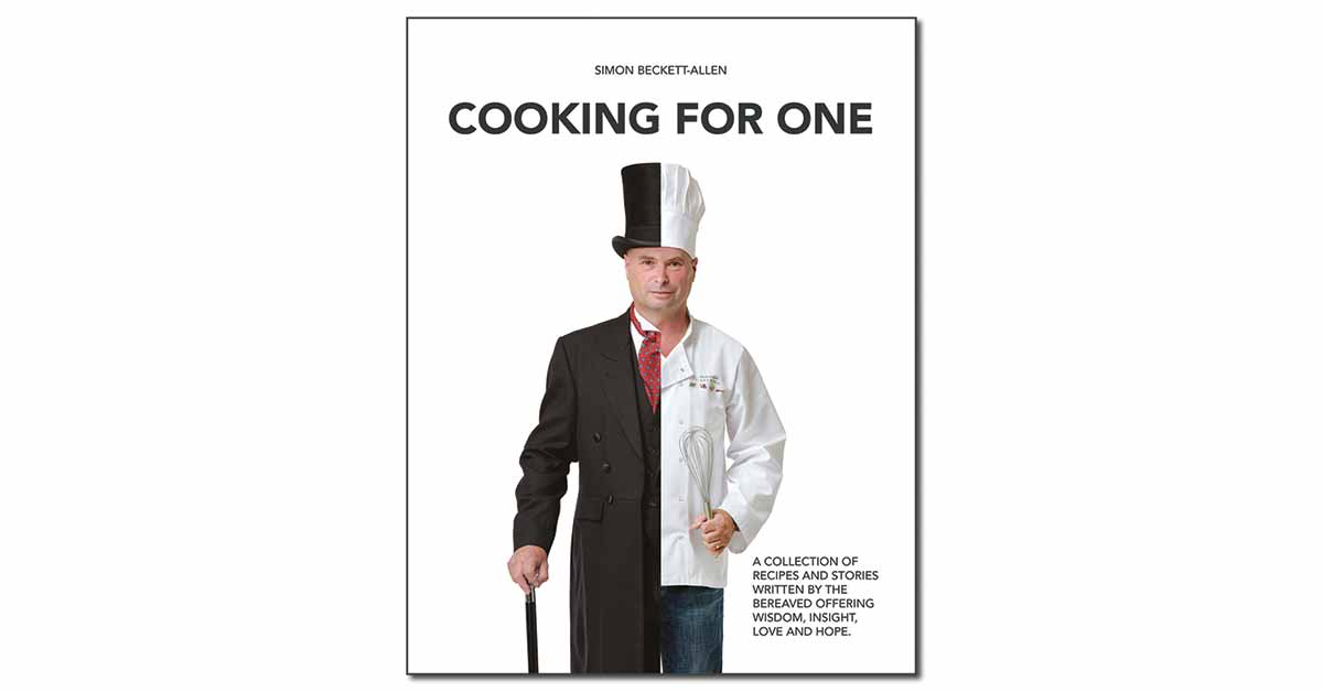 Cooking for One recipe book