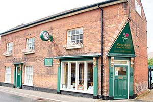 Funeral director in Beccles