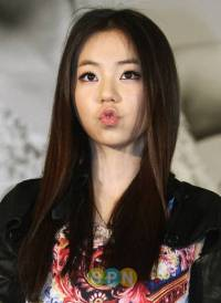 Sohee Wonder Girls aegyo