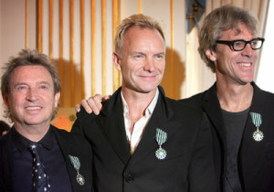 Sting & The Police