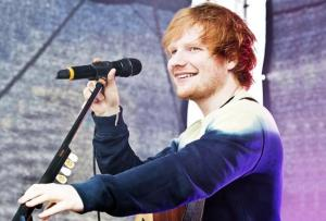 Poto Ed Sheeran 2015, misteri suara misterius dalam lagu thinking out loud Ed Sheeran