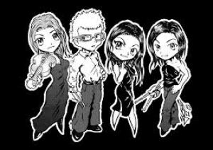 The Corrs, The Corrs 2015, Corrmunity T-Shirt by Noelet devianart