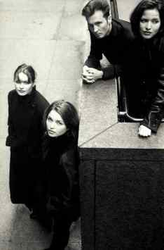 Review lagu the corrs don't say you love me, poto The Corrs